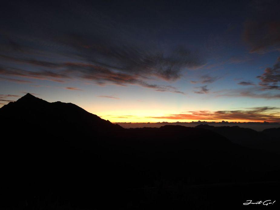 北二段C+級百岳-無明山、甘薯峰3天2夜-gpx路線、行程接駁、申請、水源19