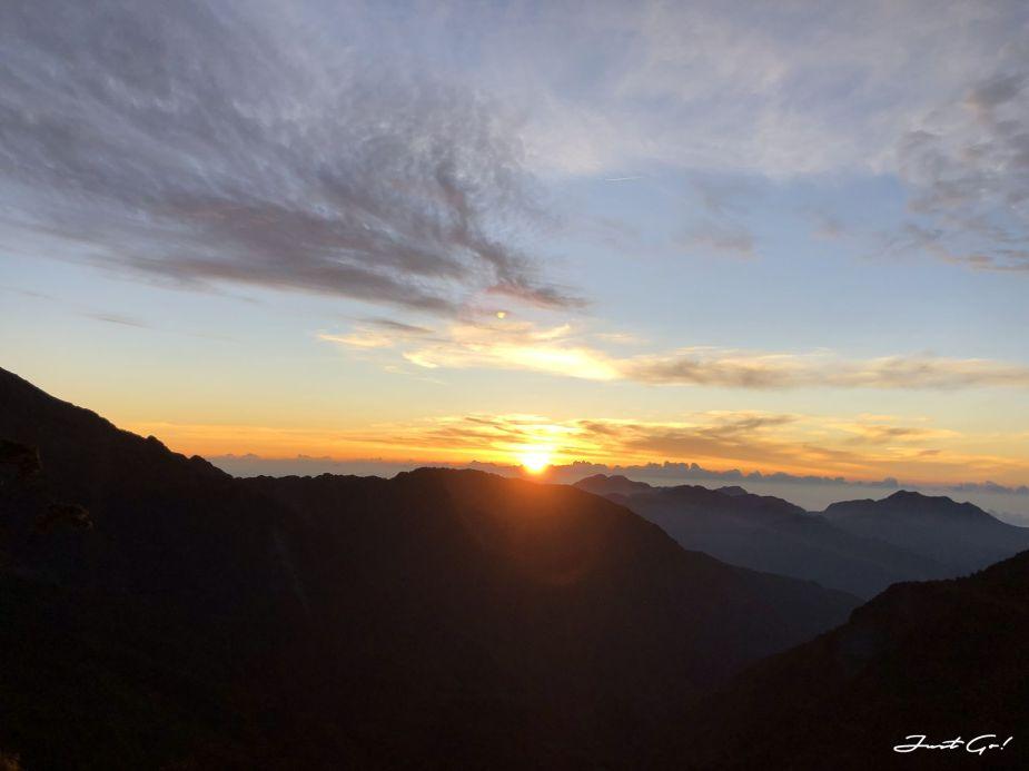 北二段C+級百岳-無明山、甘薯峰3天2夜-gpx路線、行程接駁、申請、水源21