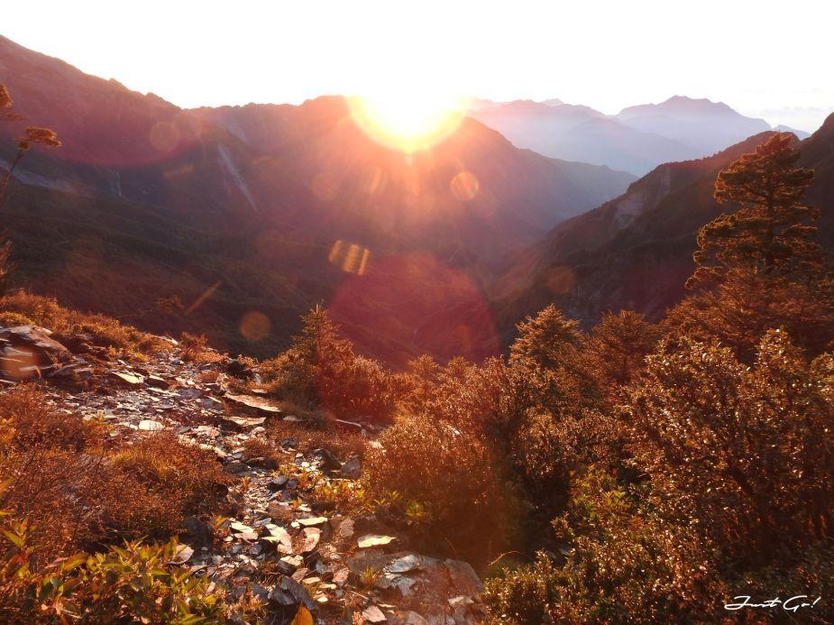 北二段C+級百岳-無明山、甘薯峰3天2夜-gpx路線、行程接駁、申請、水源22