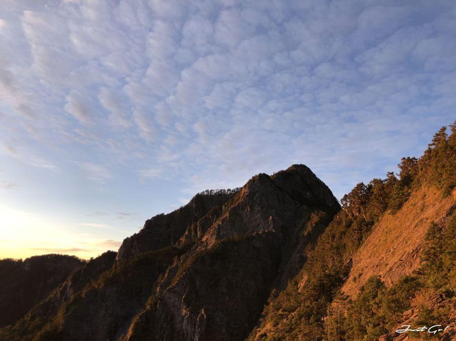北二段C+級百岳-無明山、甘薯峰3天2夜-gpx路線、行程接駁、申請、水源23