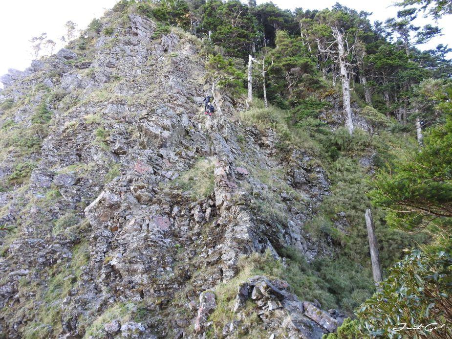 北二段C+級百岳-無明山、甘薯峰3天2夜-gpx路線、行程接駁、申請、水源24
