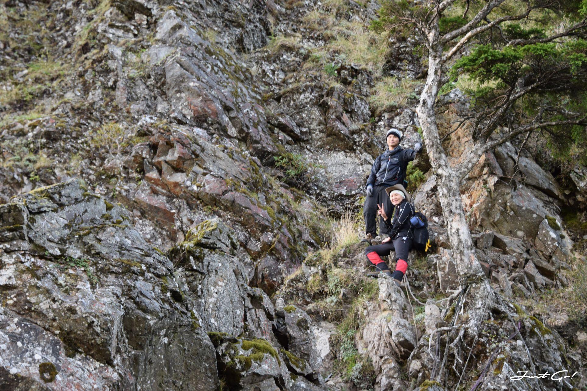 北二段C+級百岳-無明山、甘薯峰3天2夜-gpx路線、行程接駁、申請、水源25