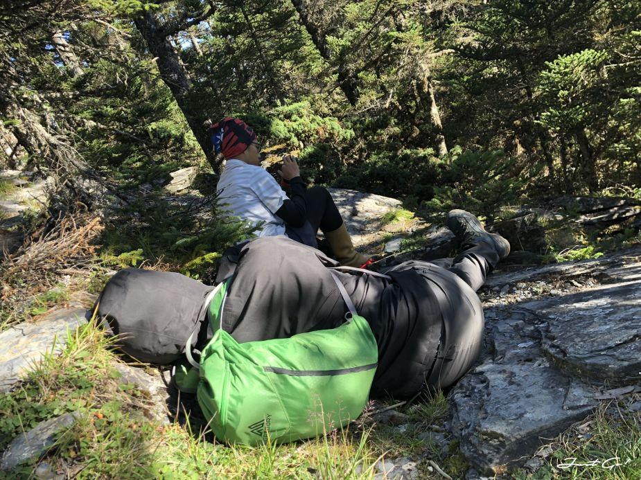 北二段C+級百岳-無明山、甘薯峰3天2夜-gpx路線、行程接駁、申請、水源27