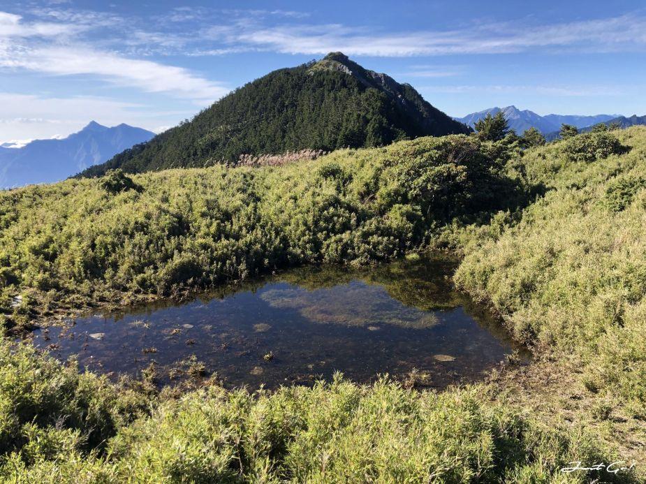 北二段C+級百岳-無明山、甘薯峰3天2夜-gpx路線、行程接駁、申請、水源28-2