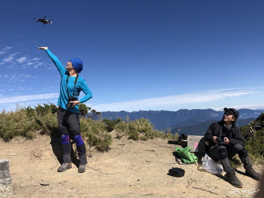 北二段C+級百岳-無明山、甘薯峰3天2夜-gpx路線、行程接駁、申請、水源31