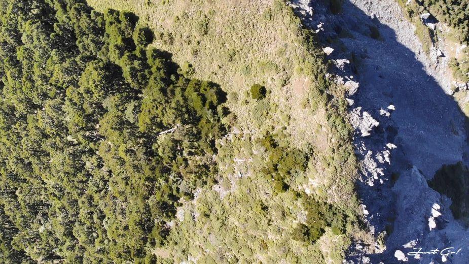北二段C+級百岳-無明山、甘薯峰3天2夜-gpx路線、行程接駁、申請、水源33