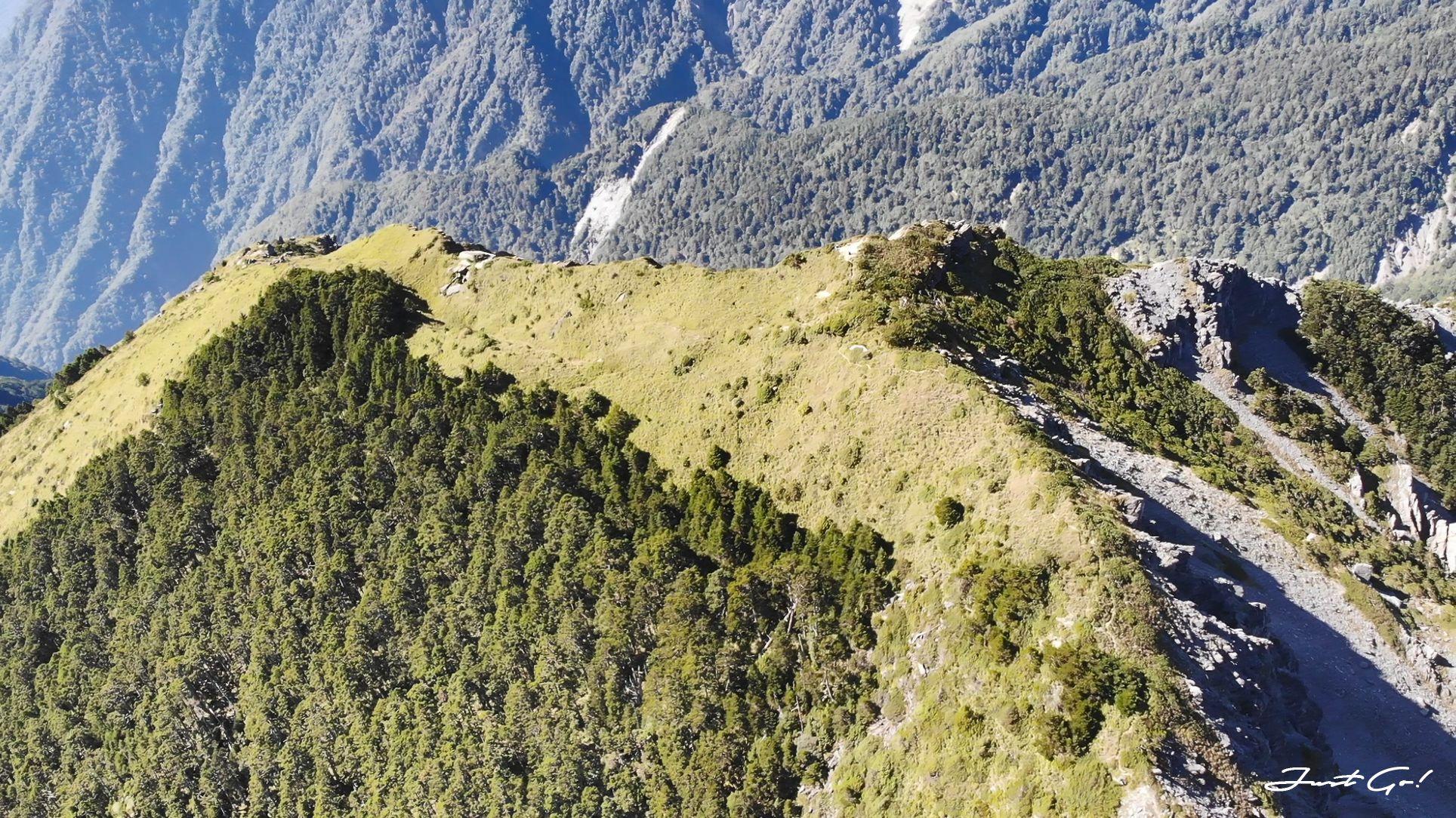 北二段C+級百岳-無明山、甘薯峰3天2夜-gpx路線、行程接駁、申請、水源34