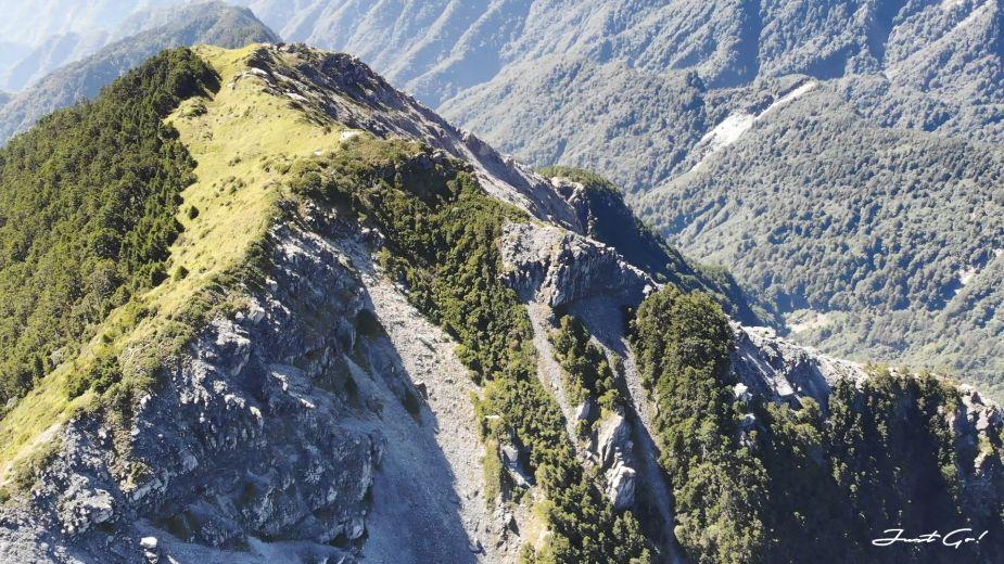 北二段C+級百岳-無明山、甘薯峰3天2夜-gpx路線、行程接駁、申請、水源35