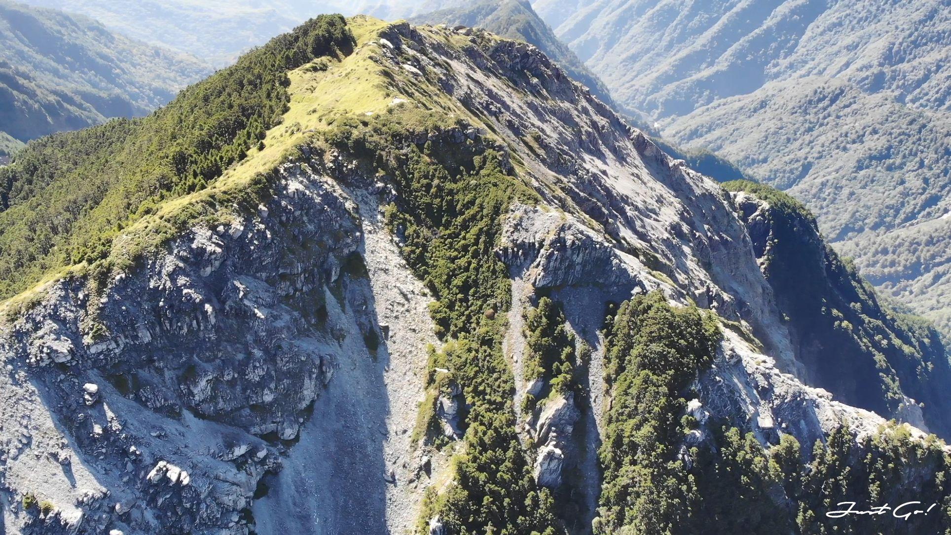 北二段C+級百岳-無明山、甘薯峰3天2夜-gpx路線、行程接駁、申請、水源36