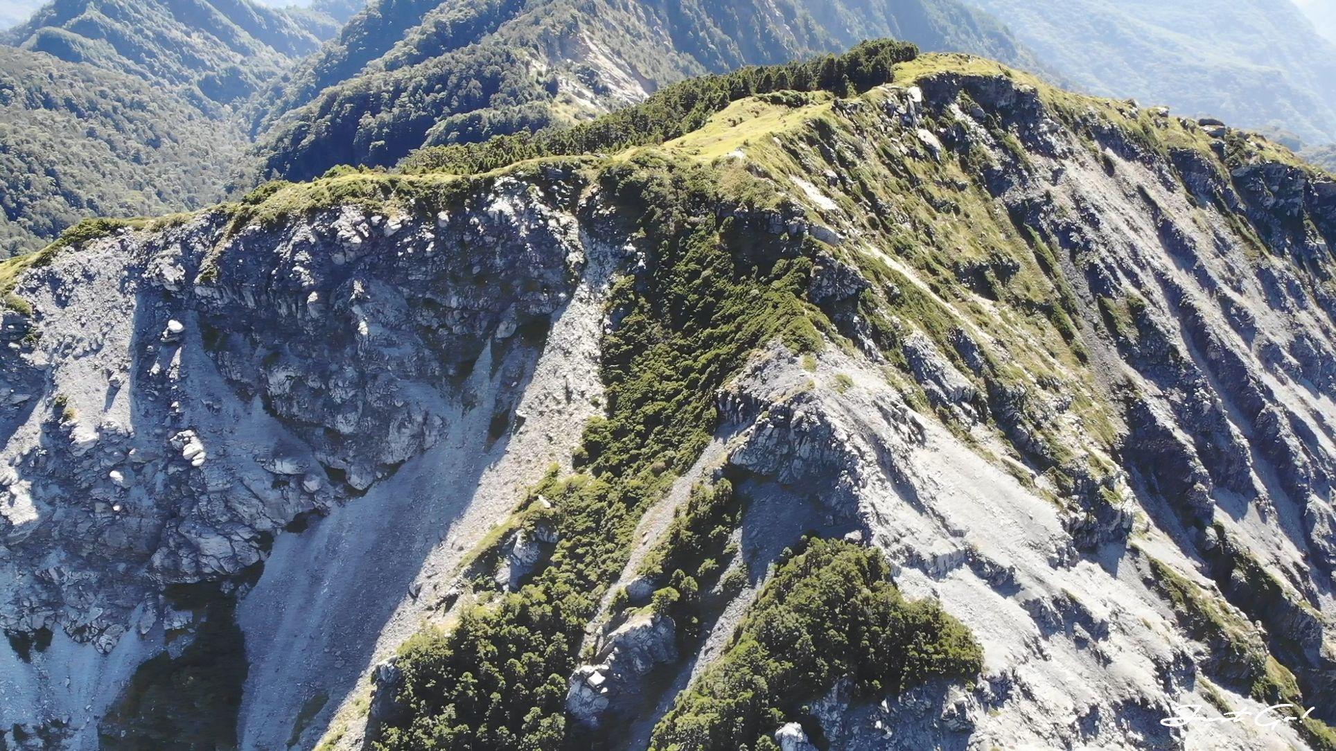 北二段C+級百岳-無明山、甘薯峰3天2夜-gpx路線、行程接駁、申請、水源37
