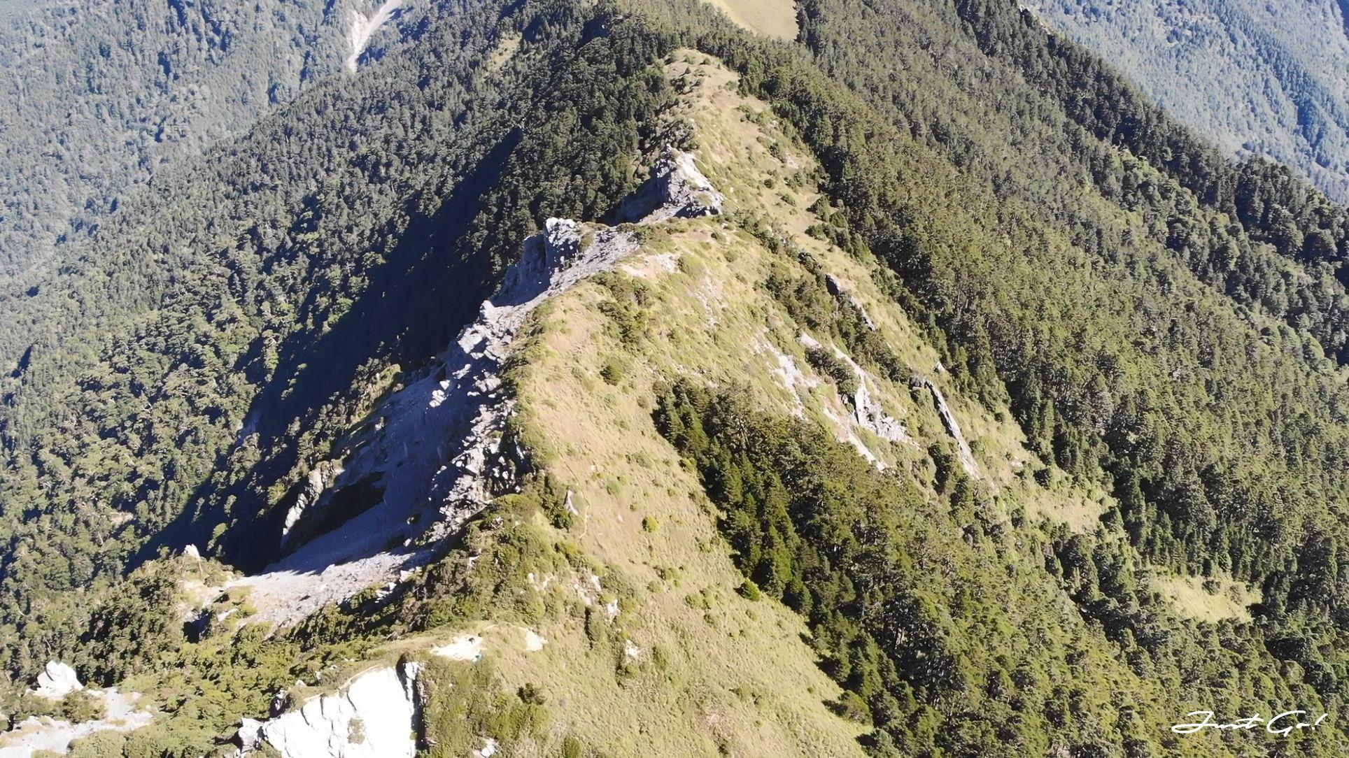 北二段C+級百岳-無明山、甘薯峰3天2夜-gpx路線、行程接駁、申請、水源38