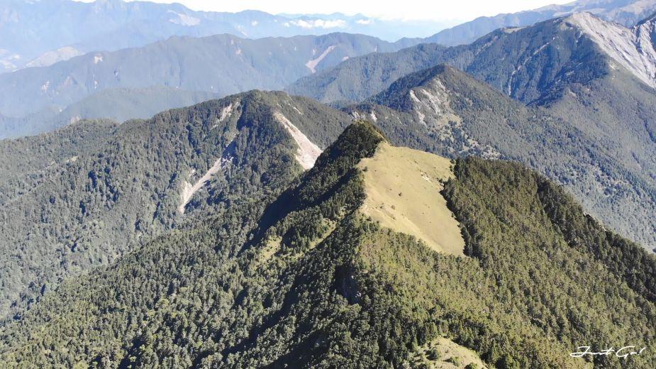 北二段C+級百岳-無明山、甘薯峰3天2夜-gpx路線、行程接駁、申請、水源39