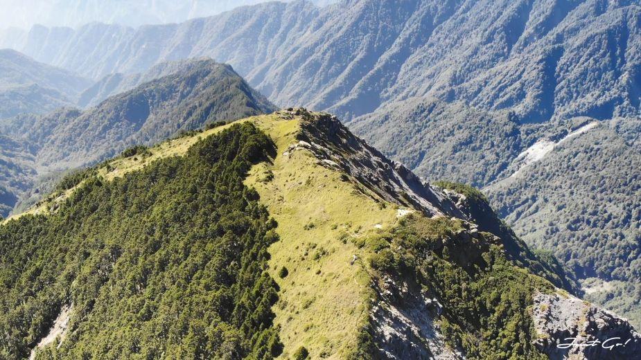 北二段C+級百岳-無明山、甘薯峰3天2夜-gpx路線、行程接駁、申請、水源40