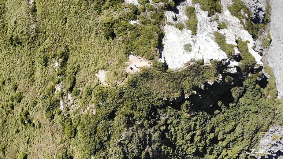 北二段C+級百岳-無明山、甘薯峰3天2夜-gpx路線、行程接駁、申請、水源41