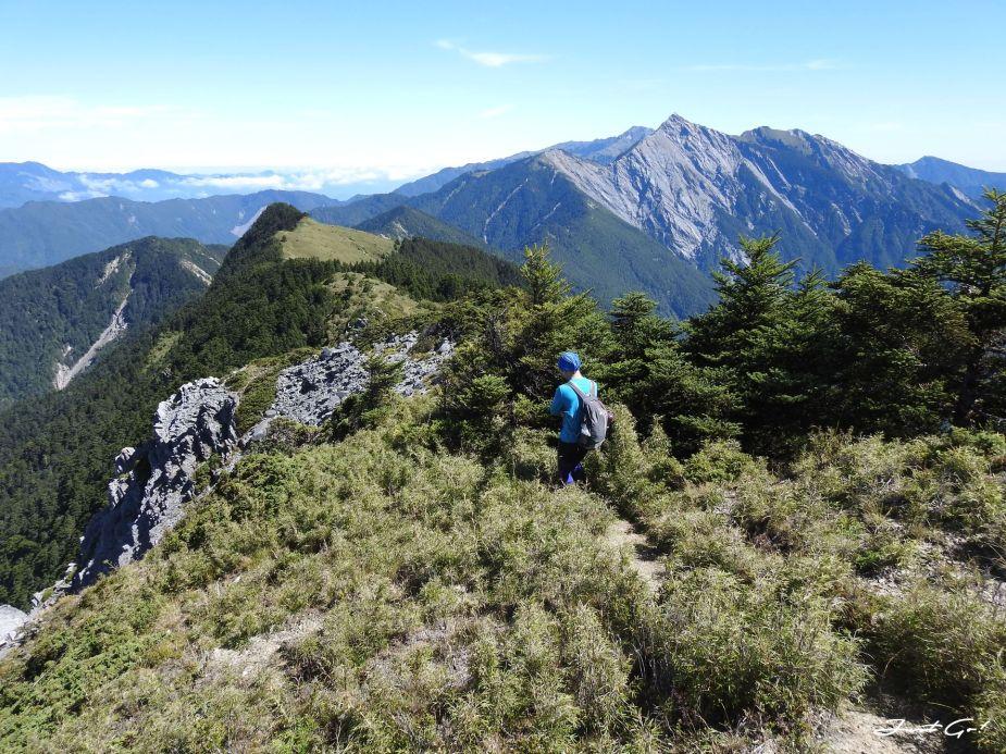 北二段C+級百岳-無明山、甘薯峰3天2夜-gpx路線、行程接駁、申請、水源42