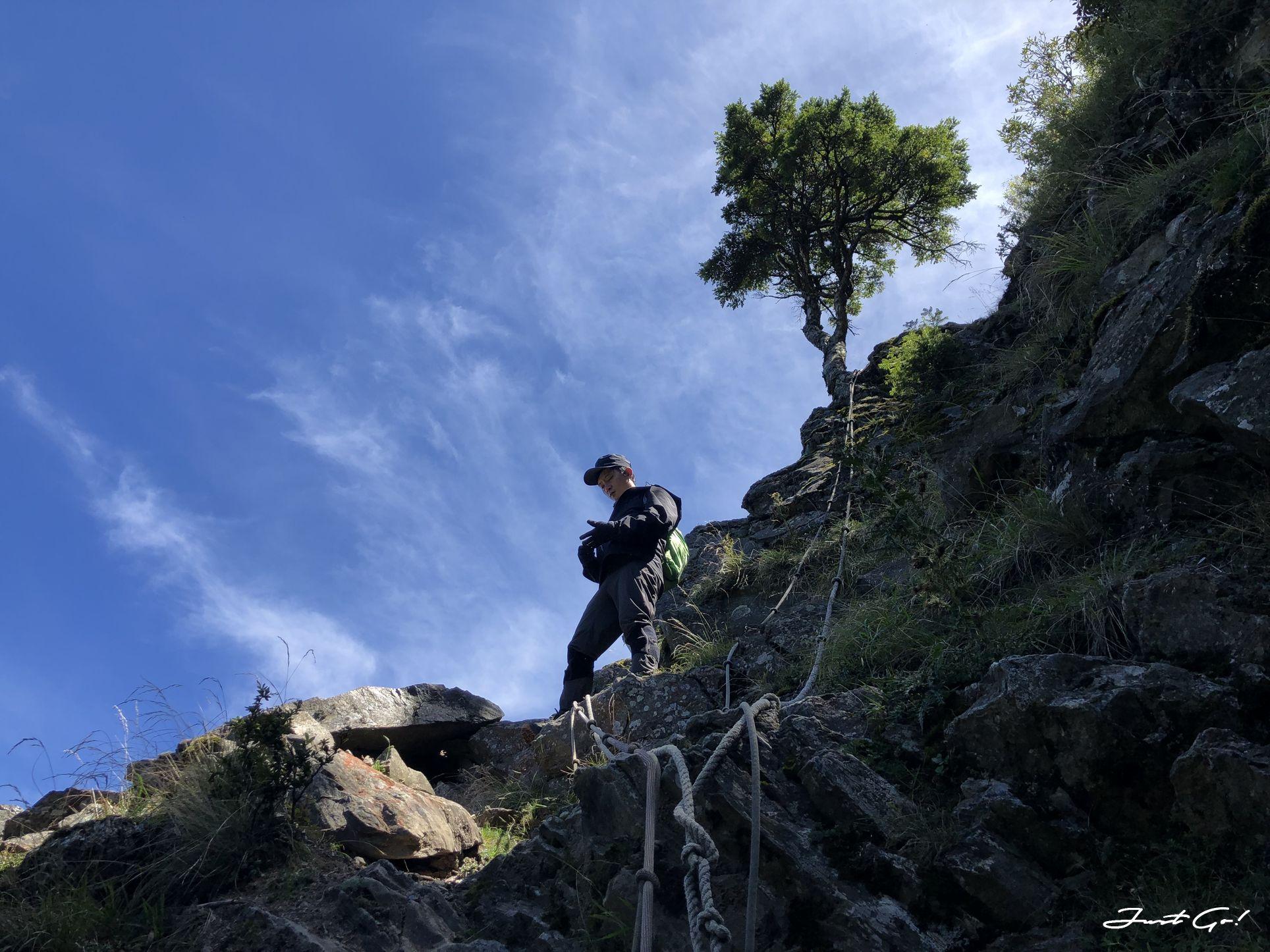 北二段C+級百岳-無明山、甘薯峰3天2夜-gpx路線、行程接駁、申請、水源48