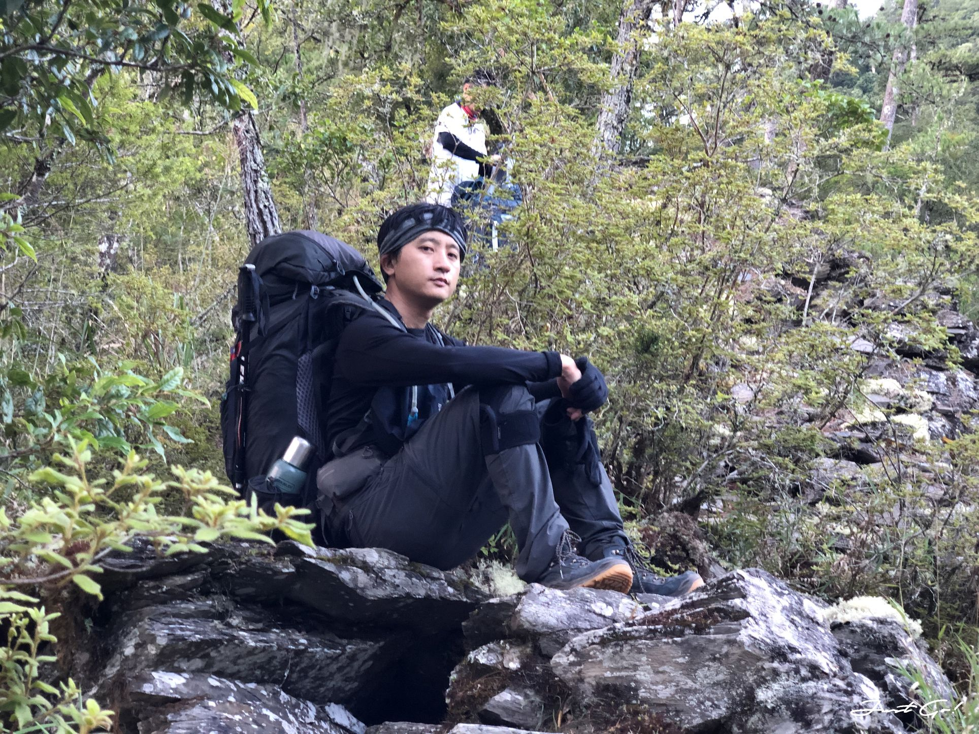 北二段C+級百岳-無明山、甘薯峰3天2夜-gpx路線、行程接駁、申請、水源55